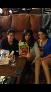 Sunday Scaries with my Cousins ;)