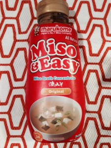 Miso Paste-In the Asian aisle